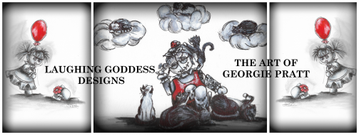 Laughing Goddess Designs Banner