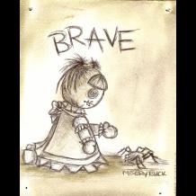 Misery Black - Brave, 2015